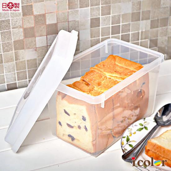 日本製 麵包3.4保鮮盒